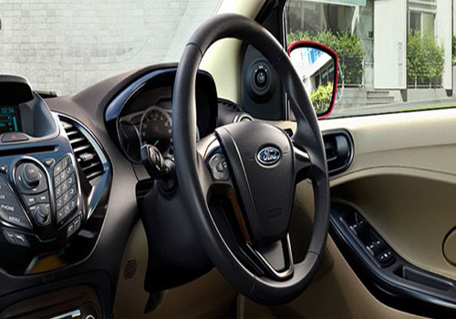 Ford Figo Aspire Steering Wheel Interior Picture