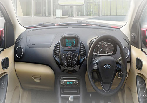 Ford Figo Aspire Steering Wheel Picture