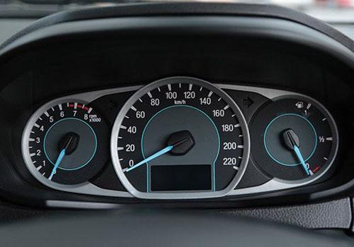 Ford Figo Aspire Tachometer Interior Picture
