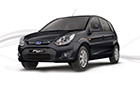 Ford Figo in Diamond White Color