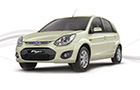 Ford Figo in Chill Metallic Color