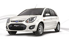 Ford Figo in Sea Grey Color