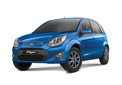 Ford Figo Front Angle View Picture