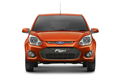 Ford Figo Front View Exterior Picture