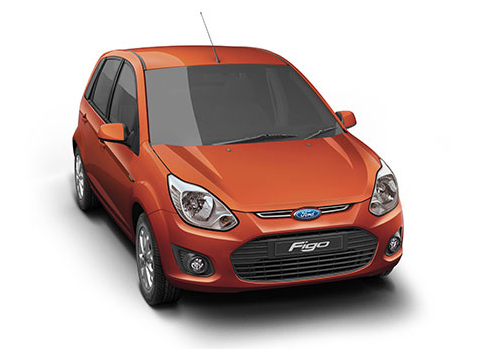 Ford Figo Cross Side View Exterior Picture