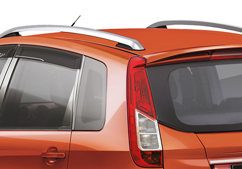 Ford Figo Tail Light Exterior Picture