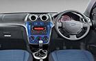 Ford Figo Central Control Picture