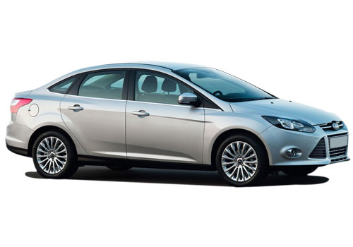 Ford Focus Front Side View Exterior Picture