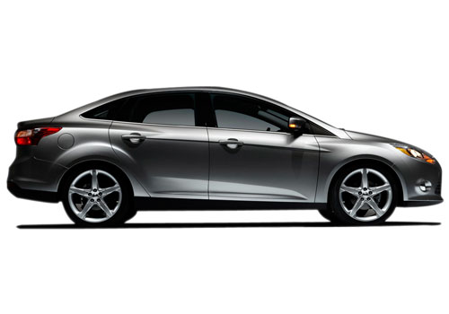 Ford Focus Side Medium View Exterior Picture
