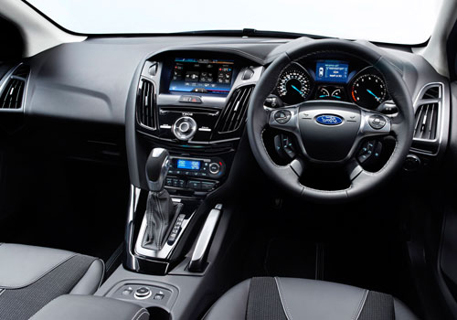 Ford Focus Dashboard Interior Picture