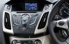 Ford Focus Front AC Controls Picture
