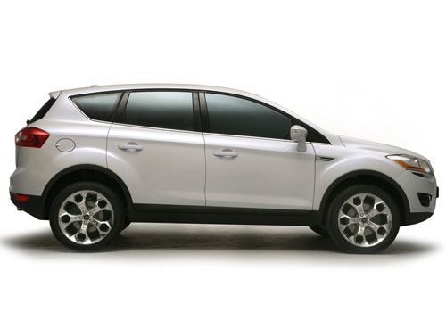 Ford Kuga Side Medium View Exterior Picture