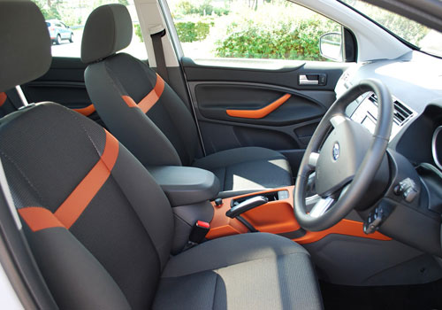 Ford Kuga Front Seats Interior Picture