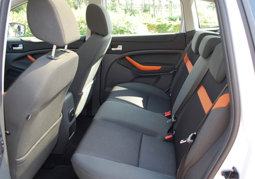 Ford Kuga Rear Seats Interior Picture Carkhabri Com