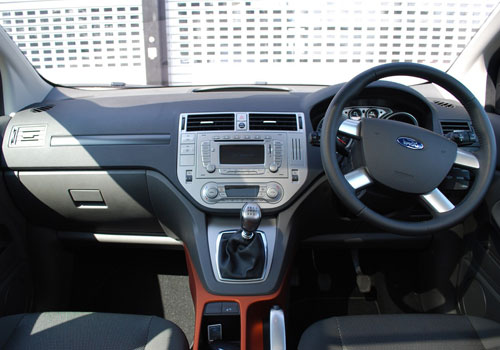 Ford Kuga Dashboard Interior Picture