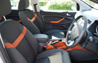 Ford Kuga Front Seats Picture