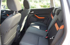 Ford Kuga Rear Seats Picture
