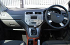 Ford Kuga Dashboard Picture