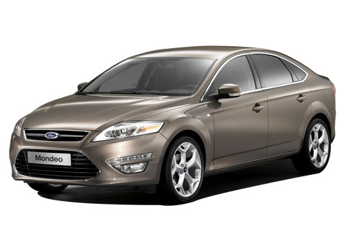 Ford Mondeo Pictures