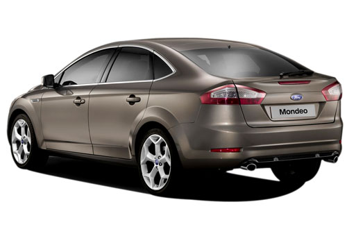 Ford Mondeo Cross Side View Exterior Picture