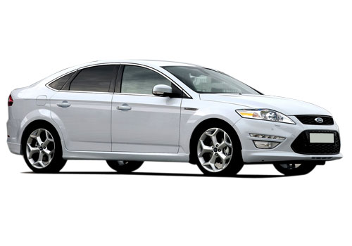 Ford Mondeo Front Side View Exterior Picture