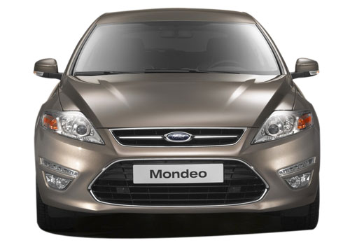 Ford Mondeo Front View Exterior Picture