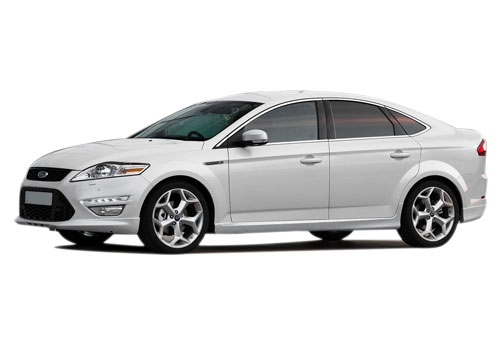 Ford Mondeo Front Angle Low Wide Exterior Picture