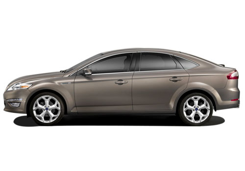 Ford Mondeo Front Angle Side View Exterior Picture