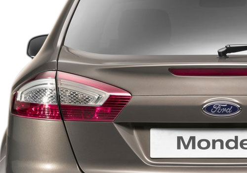 Ford Mondeo Tail Light Exterior Picture