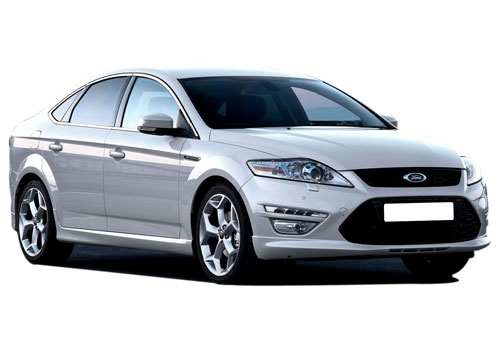 Ford Mondeo Front Low Angle View Exterior Picture