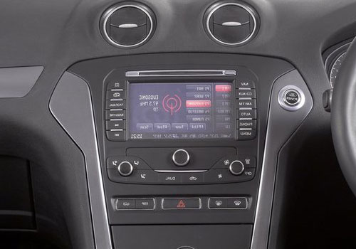 ford mondeo stereo interior picture. Black Bedroom Furniture Sets. Home Design Ideas