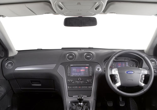 Ford Mondeo Courtsey Lamps Interior Picture