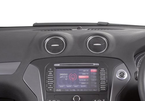 Ford Mondeo Front AC Controls Interior Picture