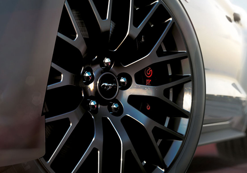Ford Mustang Wheel and Tyre Exterior Picture