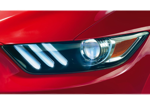 Ford Mustang Headlight Exterior Picture