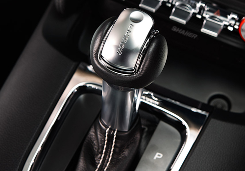 Ford Mustang Gear Knob Interior Picture