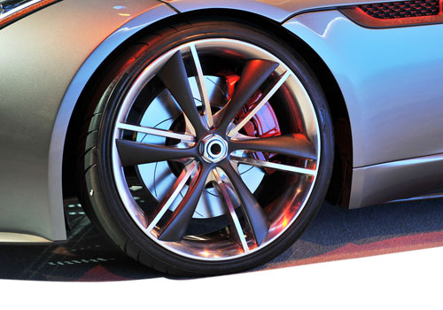 Ford Verve Wheel and Tyre Exterior Picture
