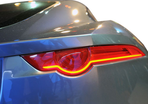 Ford Verve Tail Light Exterior Picture