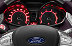 Ford Verve Tachometer Picture