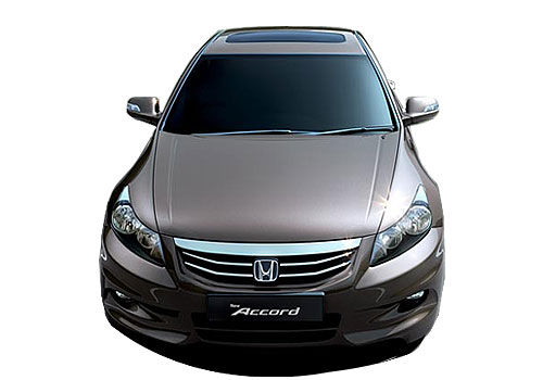 Honda Accord Front View Picture