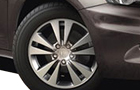 Honda Accord Wheel & Tyre Picture