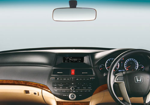Honda Accord Courtsey Lamps Interior Picture