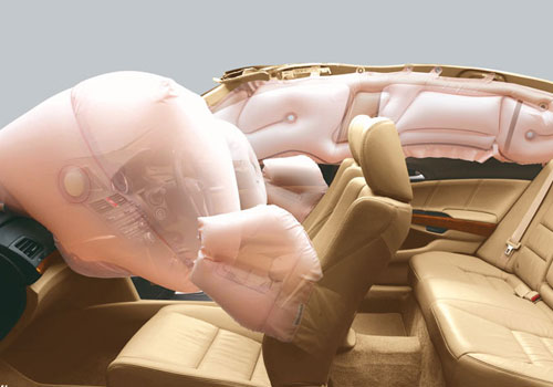 Honda Accord AirBag Picture