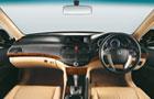 Honda Accord Central Control Picture