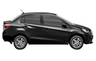 Honda Amaze in Crystal Black Color