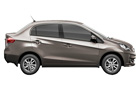 Honda Amaze in Urban Titanium Color