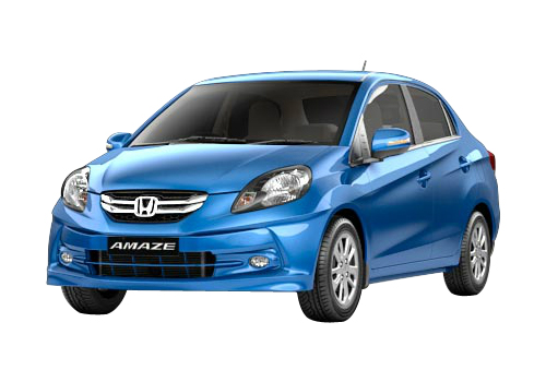 Honda Amaze Front View Side Picture