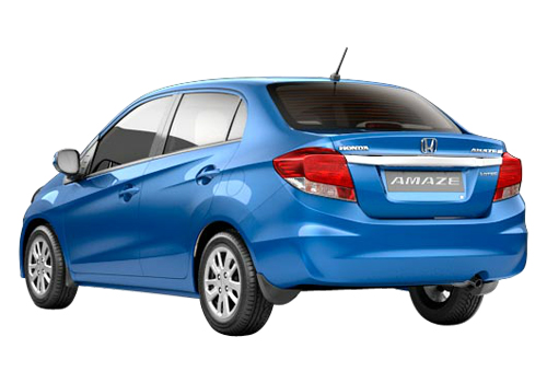 Honda Amaze Cross Side View Exterior Picture