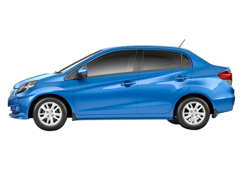 Honda Amaze Front Angle Side View Exterior Picture