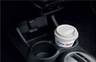 Honda Amaze Cup Holders Picture